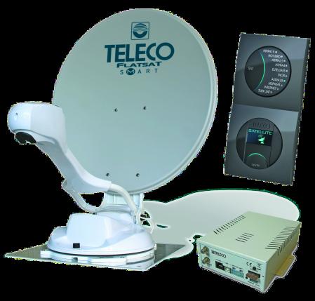 Teleco FlatSat Smart