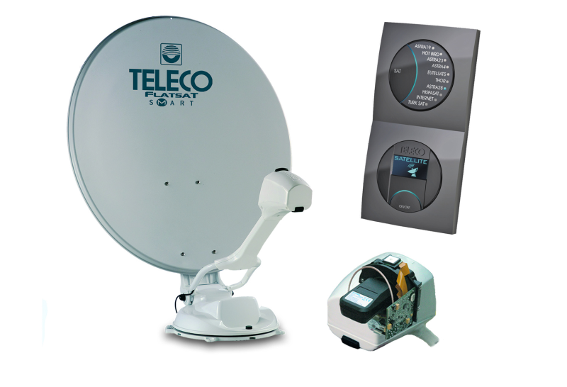 Teleco - Automatic Satellite Systems